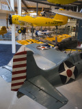 WW2 Naval Aviation and F4F Fighter  National Naval Aviation Museum  Pensacola  Florida  USA