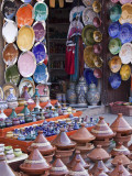 Pottery Shop  Marrakech  Morocco