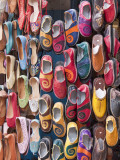 Slippers  Essaouira  Morocco