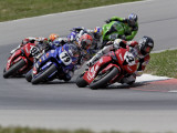 Ama Superbike Race  Mid Ohio Raceway  Ohio  USA