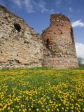 Vastseliina Castle Ruins  14th Century  Vana-Vastseliina  Estonia
