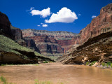 Conquistador Aisle of the Colorado River From Blacktail Canyon  Grand Canyon National Park  Arizona