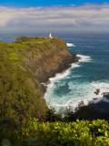 Kilauea Lighthouse  Kauai  Hawaii  USA