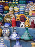 Pottery  Essaouira  Morocco