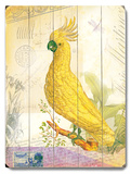Natural Wonders-Yellow Bird