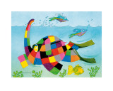 Elmer Snorkelling