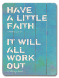 Have a little Faith 2