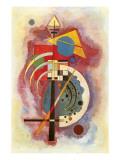 Hommage à Grohmann Giclée premium par Wassily Kandinsky