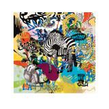 Kaleidoscope (Zebra)