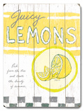 Juicy Lemons