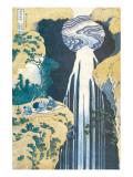 Cascade of Amida, Province of Kiso, c.1830 Giclée premium par Katsushika Hokusai