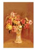 Roses in Sevres Vase