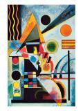 Balancement Giclée premium par Wassily Kandinsky