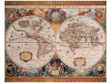 Carte géographique ancienne Giclée premium par Henricus Hondius