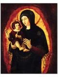 Madonna  Beautiful Maria of Regensburg