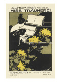 Miss Traumerei  Albert Morris Bagby's New Novel