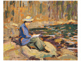 My Wife  Sackville River