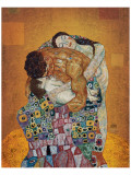La famille Giclée premium par Gustav Klimt
