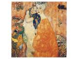 The Girlfriends Giclée premium par Gustav Klimt