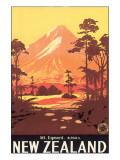 New Zealand  Mt Egmont