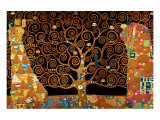 The Tree of Life (Interpretation) Giclée premium par Gustav Klimt