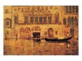 Old Palace  Venice