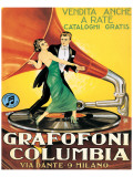 Grafofoni Columbia  Milano