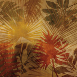 Sunlit Palms I