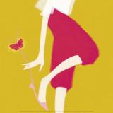 Butterfly Ballet Flat