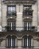 Balcon Parisien II