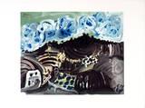 Vue Depuis L'Atelier De L'Artiste Reproduction pour collectionneurs par Pablo Picasso