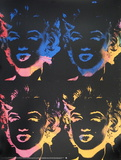 Marilyns x 4 Multicolor