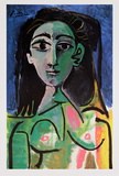 Buste de Femme (Jaqueline)