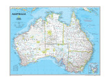 Australia Political Map