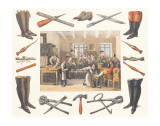 The Shoemaker  c1830