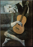 The Old Guitarist  c1903