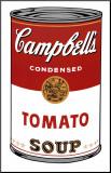 Campbell's Soup I: Tomato  c1968