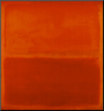 No. 3, 1967 Reproduction montée par Mark Rothko