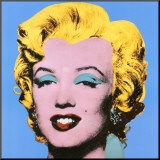 Shot Blue Marilyn  1964