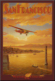 Western Air Express  San Francisco  California