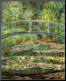 Le Pont Japonais a Giverny