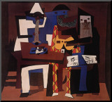 Three Musicians  c1921