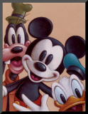 Mickey  Donald  and Goofy: Friends Forever
