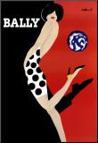 Bally Reproduction montée par Bernard Villemot