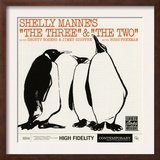 "Shelly Manne  ""The Three"" and ""The Two"""