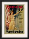Americans All! Victory Liberty Loan