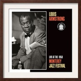 Louis Armstrong  Live at the 1958 Monterey Jazz Fest