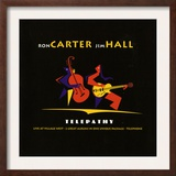 Ron Carter and Jim Hall  Telepathy