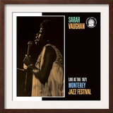Sarah Vaughan  Live at the 1971 Monterey Jazz Fest