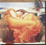Flaming June